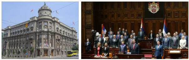 Serbia Government