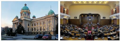 Serbia Judiciary
