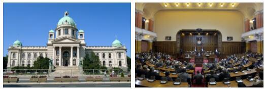 Serbia Parliamentarism