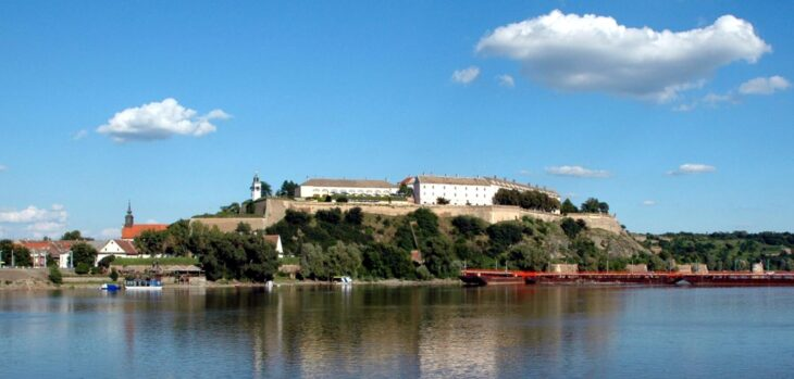Serbia Petrovaradin Fortress in Novi Sad
