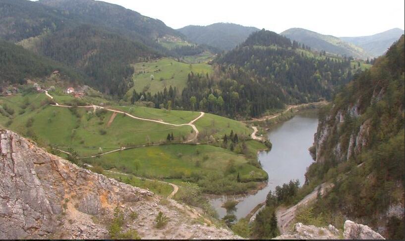 Serbia River Tara