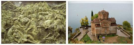 Macedonia History