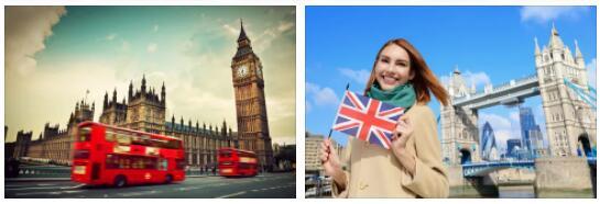 United Kingdom Everyday Life