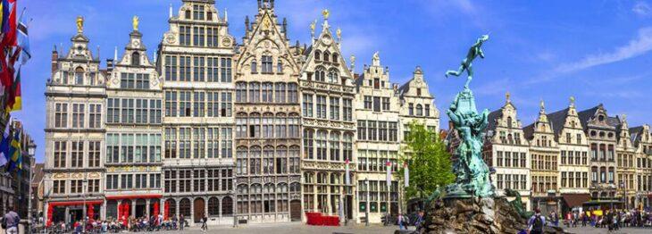 Vacation in Belgium