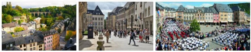Luxembourg Culture