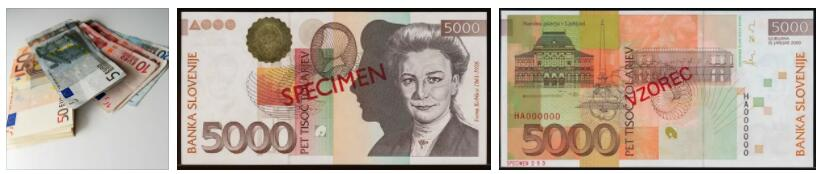 Slovenia Currency