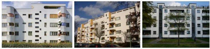 Berlin Modernism Settlements