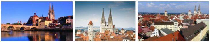 Old Town of Regensburg