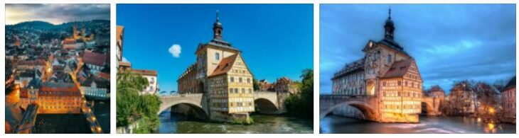 Old town of Bamberg