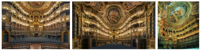 Opera House in Bayreuth