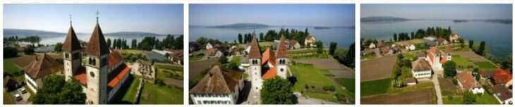 Reichenau Monastery Island