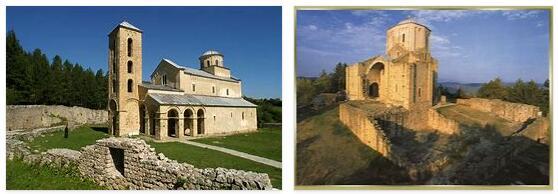 Stari Ras and Sopoćani Monastery (World Heritage)
